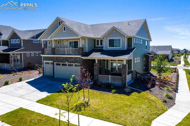 8449 Boulder Banks Court, Colorado Springs, CO 80927 (#2861978) :: The Treasure Davis Team