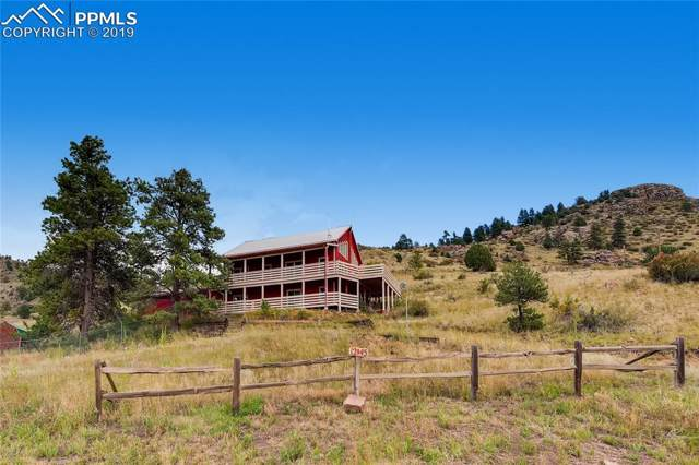 1245 Highland Meadows Drive, Florissant, CO 80816 (#2862073) :: The Peak Properties Group