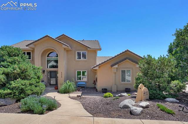 5415 Kates Drive, Colorado Springs, CO 80919 (#2863991) :: Tommy Daly Home Team