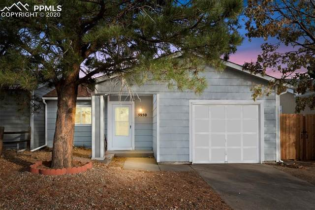 5950 Gunshot Pass Drive, Colorado Springs, CO 80917 (#2865403) :: Action Team Realty