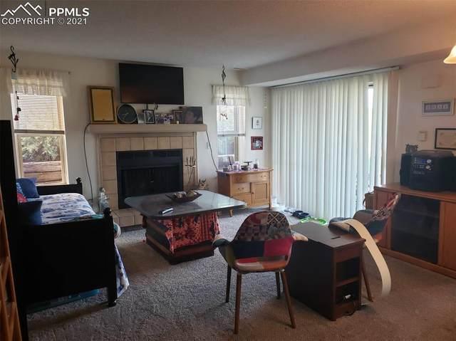 128 W Rockrimmon Boulevard #106, Colorado Springs, CO 80919 (#2866551) :: Fisk Team, eXp Realty