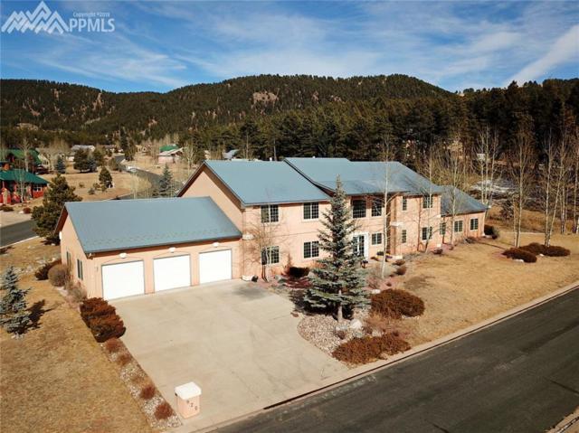 920 Heather Court, Woodland Park, CO 80863 (#2868305) :: Group 46:10 Colorado Springs