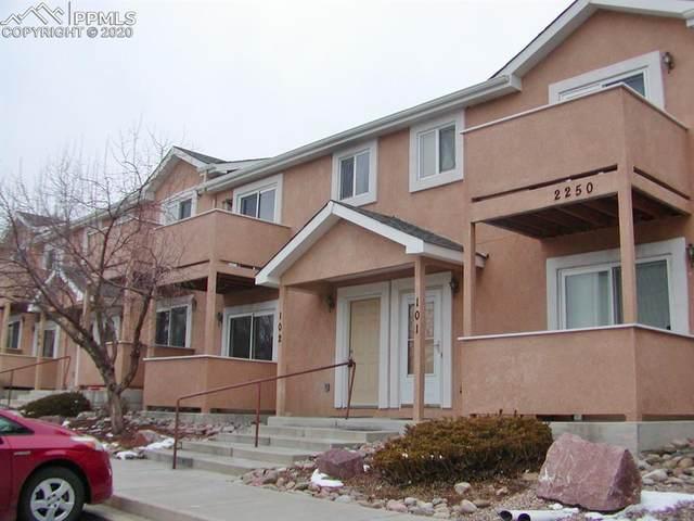 2250 E La Salle Street #102, Colorado Springs, CO 80909 (#2868969) :: The Kibler Group