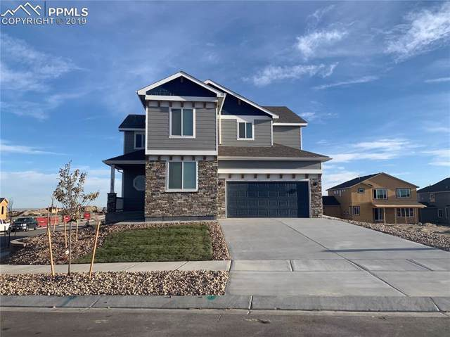 12835 Scenic Walk Drive, Peyton, CO 80831 (#2869918) :: CC Signature Group