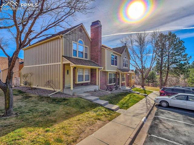 453 Rolling Hills Drive, Colorado Springs, CO 80919 (#2871217) :: The Kibler Group
