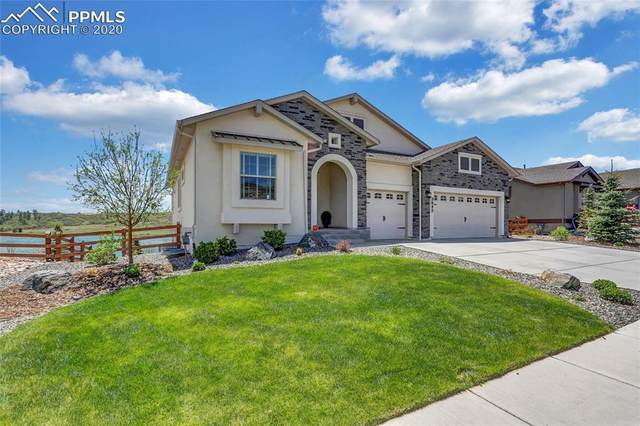 3045 Waterfront Drive, Monument, CO 80132 (#2872132) :: The Daniels Team