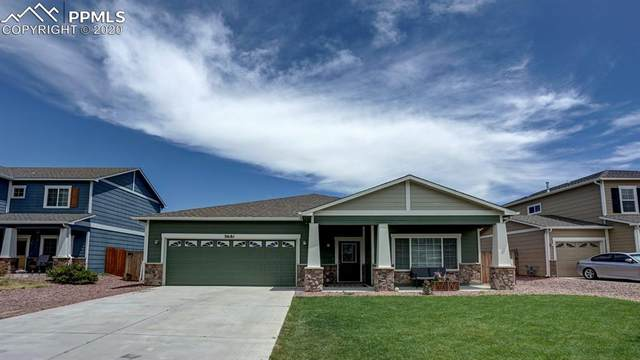 3681 Desert Willow Lane, Colorado Springs, CO 80925 (#2872485) :: The Treasure Davis Team