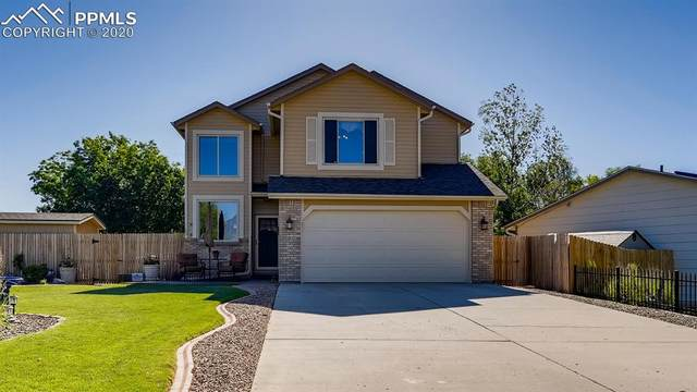 825 Lindstrom Drive, Colorado Springs, CO 80911 (#2872699) :: CC Signature Group