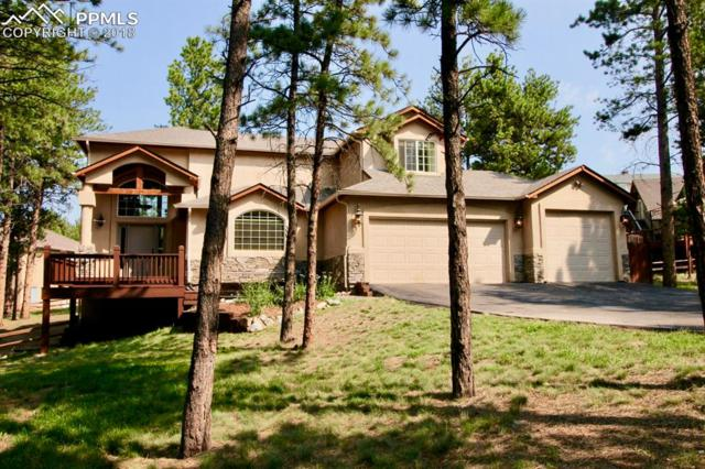 1015 Parkway Lane, Woodland Park, CO 80863 (#2875096) :: Colorado Home Finder Realty