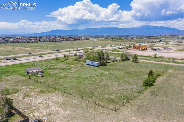 7525 Mustang Road, Colorado Springs, CO 80908 (#2878491) :: Tommy Daly Home Team