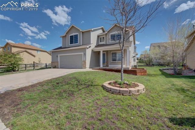 377 Talus Road, Monument, CO 80132 (#2879214) :: Action Team Realty