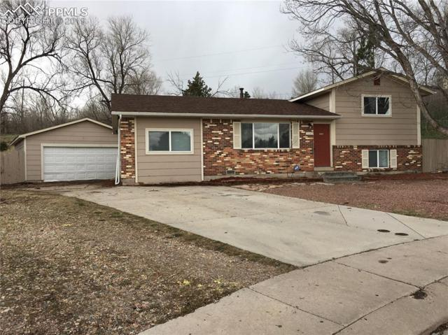 2327 Lassen Drive, Colorado Springs, CO 80910 (#2881873) :: The Dixon Group