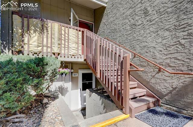 5300 E Cherry Street #805, Denver, CO 80246 (#2882743) :: Finch & Gable Real Estate Co.