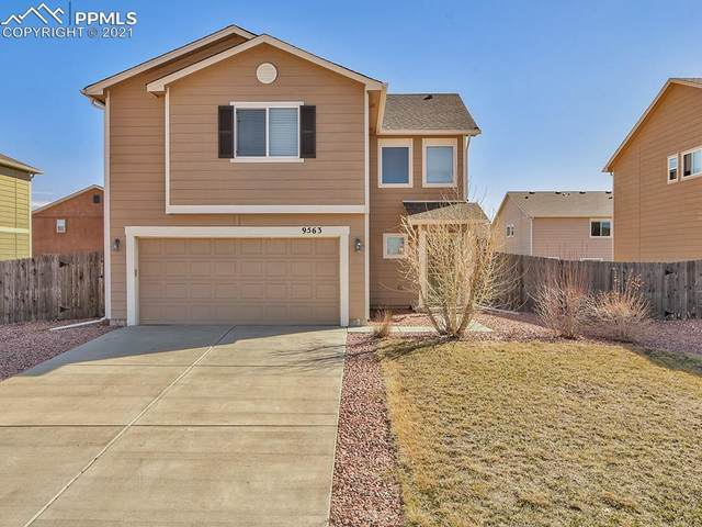9563 Desert Poppy Lane, Colorado Springs, CO 80925 (#2884445) :: The Gold Medal Team with RE/MAX Properties, Inc