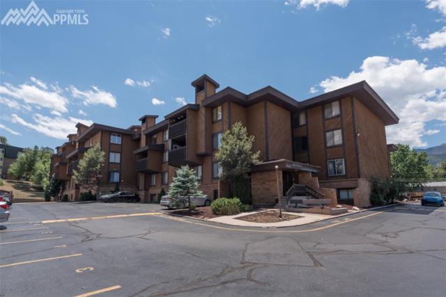 935 Saturn Drive #109, Colorado Springs, CO 80905 (#2884964) :: The Peak Properties Group