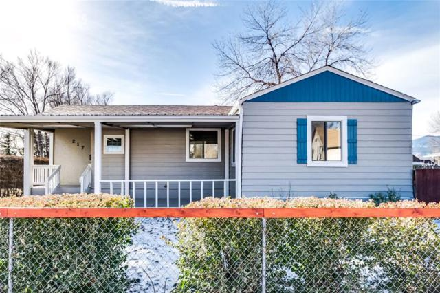 217 W Taylor Street, Colorado Springs, CO 80907 (#2891116) :: The Cutting Edge, Realtors