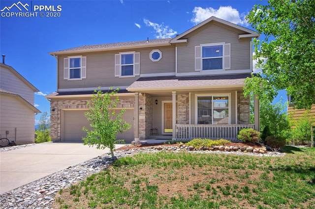 16218 Windy Creek Drive, Monument, CO 80132 (#2894219) :: Finch & Gable Real Estate Co.