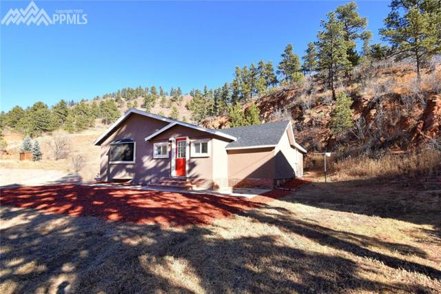 10380 El Paso Avenue, Green Mountain Falls, CO 80819 (#2895303) :: The Treasure Davis Team