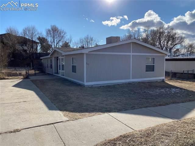 317 Comanche Village Drive, Fountain, CO 80817 (#2896228) :: Tommy Daly Home Team