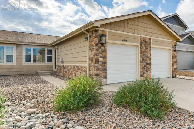 6524 Gelbvieh Road, Peyton, CO 80831 (#2900870) :: The Treasure Davis Team