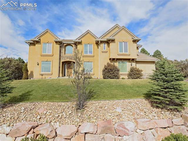 30 Wuthering Heights Drive, Colorado Springs, CO 80921 (#2902494) :: The Kibler Group