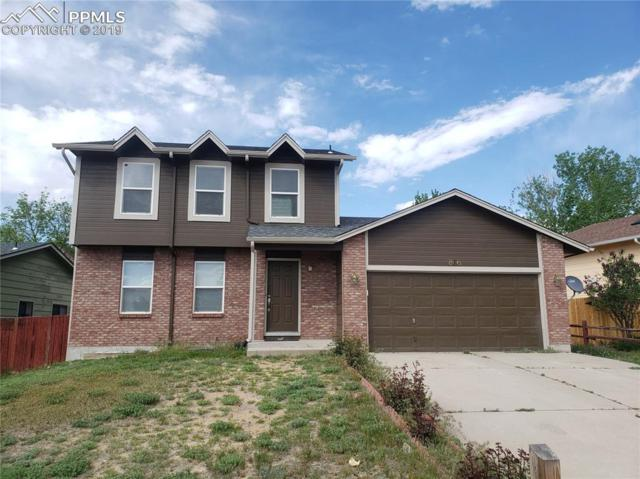 866 Hubbell Drive, Colorado Springs, CO 80911 (#2910575) :: Fisk Team, RE/MAX Properties, Inc.