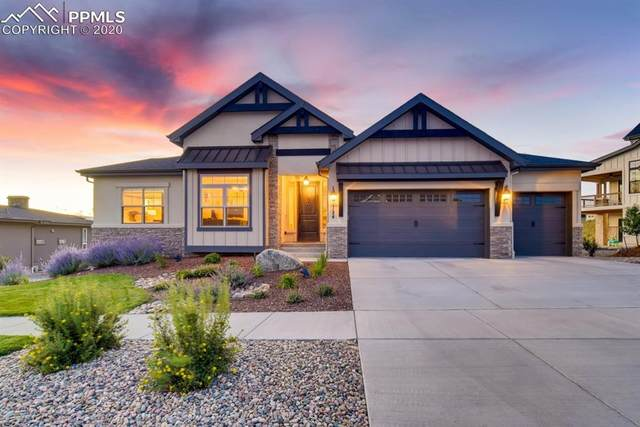 1174 Kelso Place, Colorado Springs, CO 80921 (#2914265) :: Action Team Realty