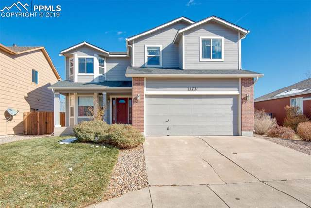 573 Crown Hill Mesa Drive, Colorado Springs, CO 80905 (#2918099) :: The Kibler Group