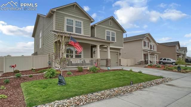 10778 Hidden Prairie Parkway, Fountain, CO 80817 (#2919994) :: Finch & Gable Real Estate Co.