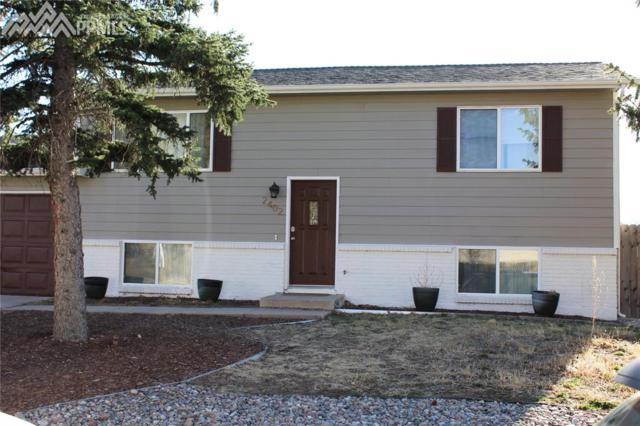 2402 Barkman Drive, Colorado Springs, CO 80916 (#2920996) :: Action Team Realty