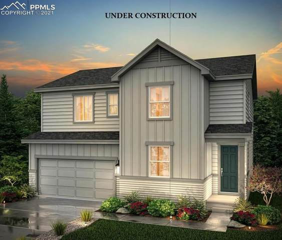 12757 Granite Ridge Drive, Peyton, CO 80831 (#2922126) :: Tommy Daly Home Team