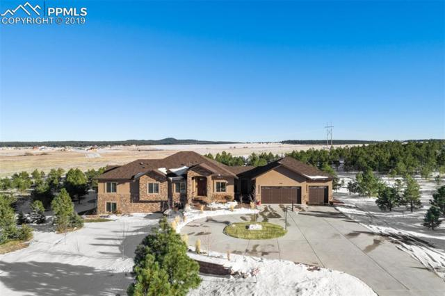 1505 Castlecombe Lane, Monument, CO 80132 (#2925430) :: Jason Daniels & Associates at RE/MAX Millennium