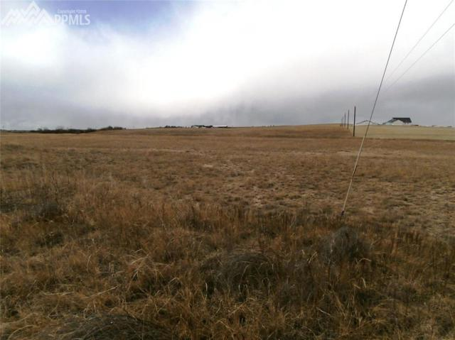 0005 Slocum Road, Peyton, CO 80831 (#2927437) :: Action Team Realty