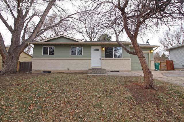 838 Querida Drive, Colorado Springs, CO 80909 (#2928175) :: The Hunstiger Team