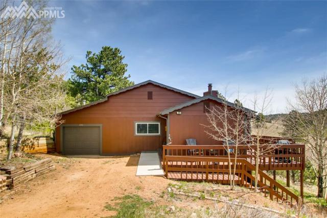 256 Cottonwood Lake Drive, Divide, CO 80814 (#2930424) :: 8z Real Estate