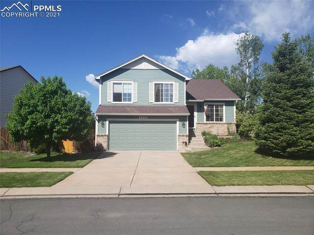 4368 Coolwater Drive, Colorado Springs, CO 80916 (#2933595) :: Fisk Team, eXp Realty