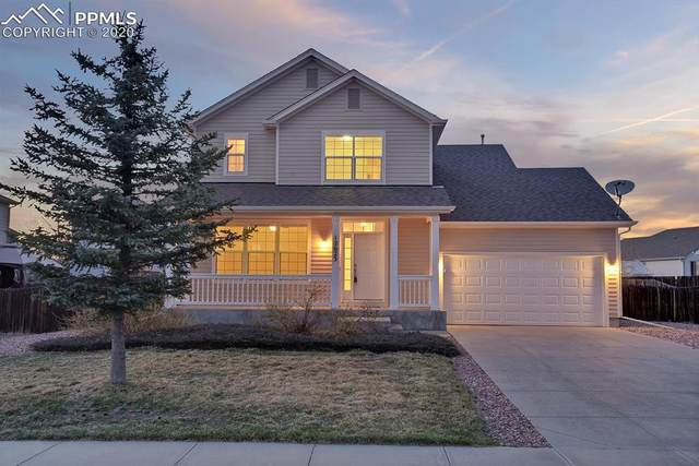 12623 Pine Valley Circle, Peyton, CO 80831 (#2938025) :: The Daniels Team