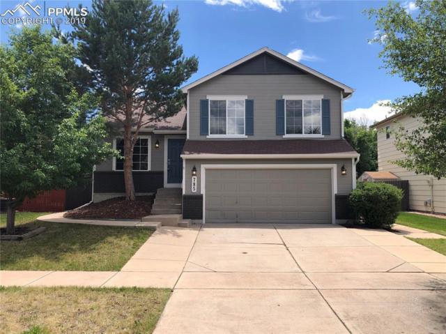 785 Riverview Lane, Colorado Springs, CO 80916 (#2938384) :: The Kibler Group