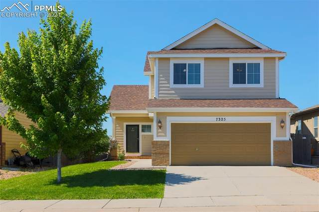 7325 Dobbs Drive, Fountain, CO 80817 (#2939108) :: Action Team Realty