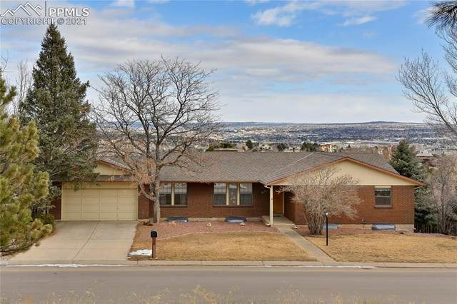 870 Point Of The Pines Drive, Colorado Springs, CO 80919 (#2939252) :: The Treasure Davis Team