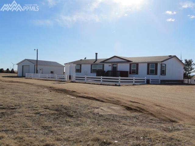 11420 Mcqueen Road, Calhan, CO 80808 (#2941600) :: RE/MAX Advantage