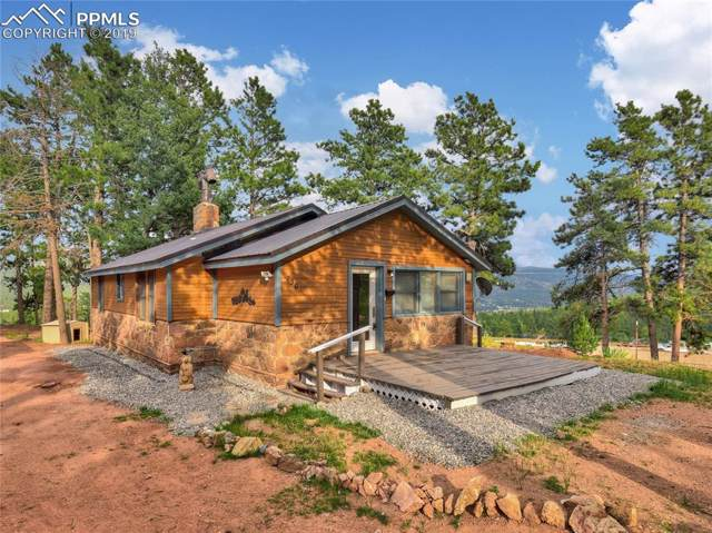 730 W Highway 24 Highway, Woodland Park, CO 80863 (#2942226) :: The Peak Properties Group