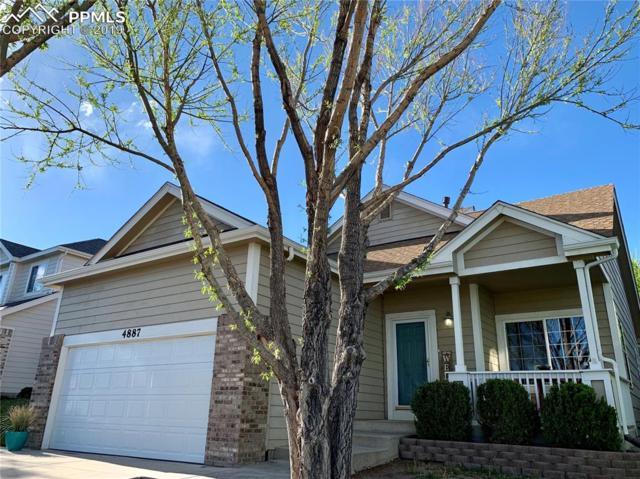 4887 Saddle Ridge Drive, Colorado Springs, CO 80922 (#2943026) :: The Kibler Group