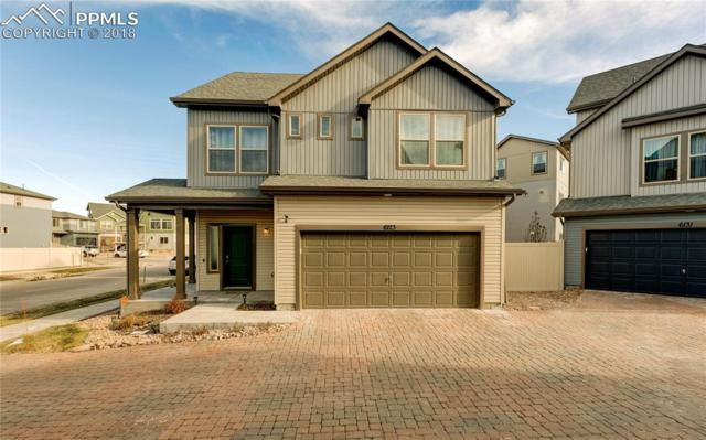 6123 Mineral Belt Drive, Colorado Springs, CO 80927 (#2946433) :: The Treasure Davis Team
