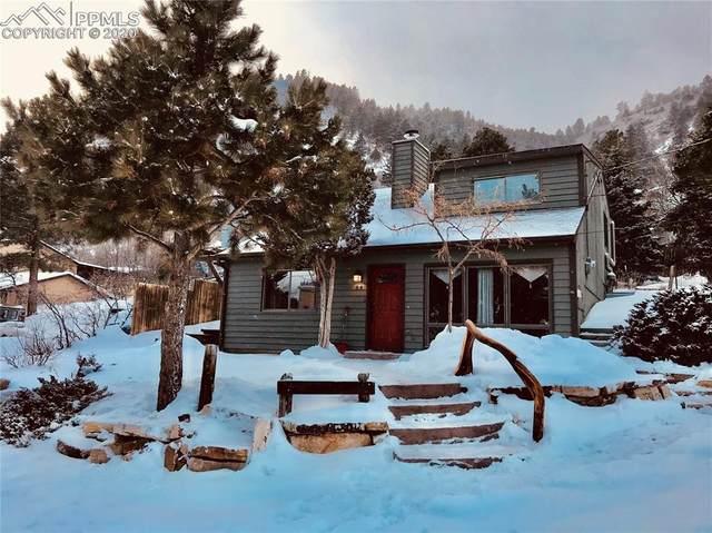 84 Hillside Road, Palmer Lake, CO 80133 (#2947155) :: Jason Daniels & Associates at RE/MAX Millennium