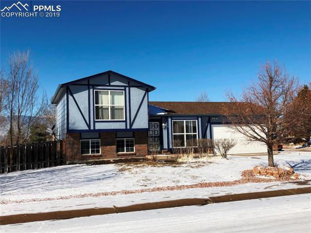 950 W Nolte Drive, Colorado Springs, CO 80916 (#2949022) :: Tommy Daly Home Team