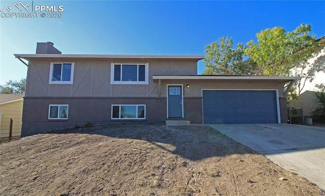 2626 W Montebello Drive, Colorado Springs, CO 80918 (#2951089) :: Tommy Daly Home Team