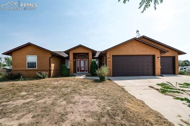 258 S El Sobrante Drive, Pueblo West, CO 81007 (#2952041) :: The Kibler Group