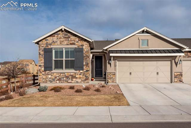 6312 Harney Drive, Colorado Springs, CO 80924 (#2953384) :: The Treasure Davis Team