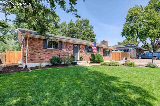 6 S Claremont Street, Colorado Springs, CO 80910 (#2957186) :: Action Team Realty